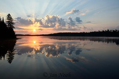 Kawishiwi Sunrise