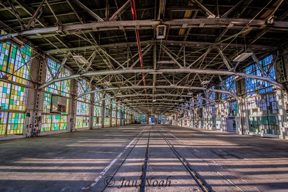 Albuquerque Rail Yards